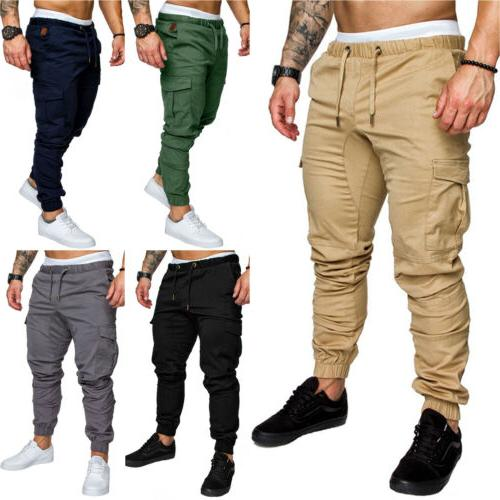 Men Casual Trousers Harem Pants