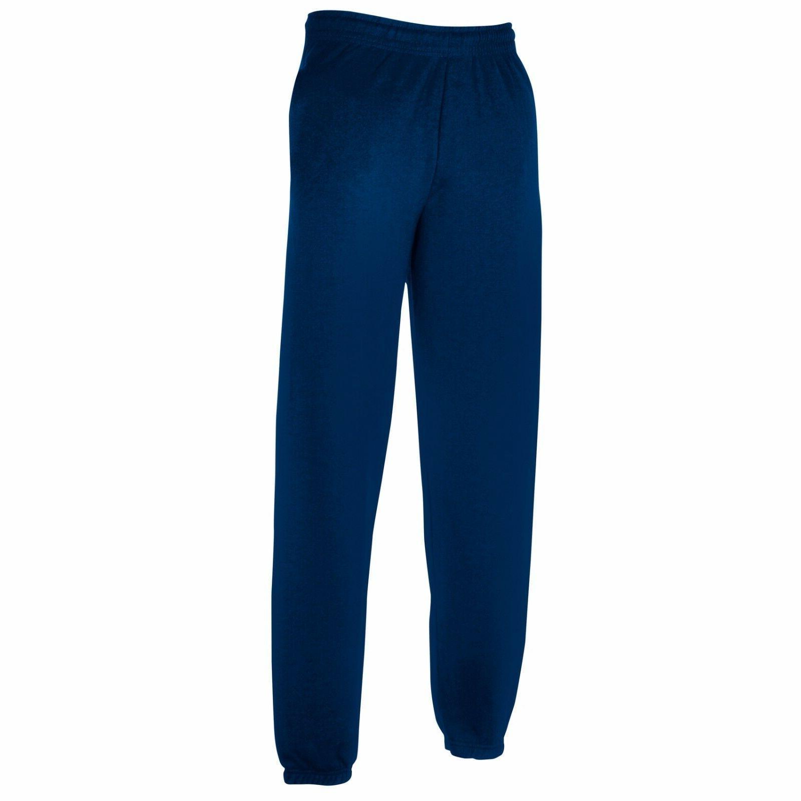 Mens of Loom Elasticated Jog Sweat Pants