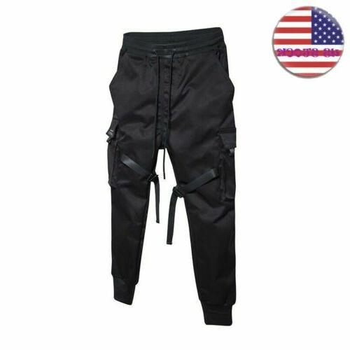 Mens Street Pants Hip Cargo