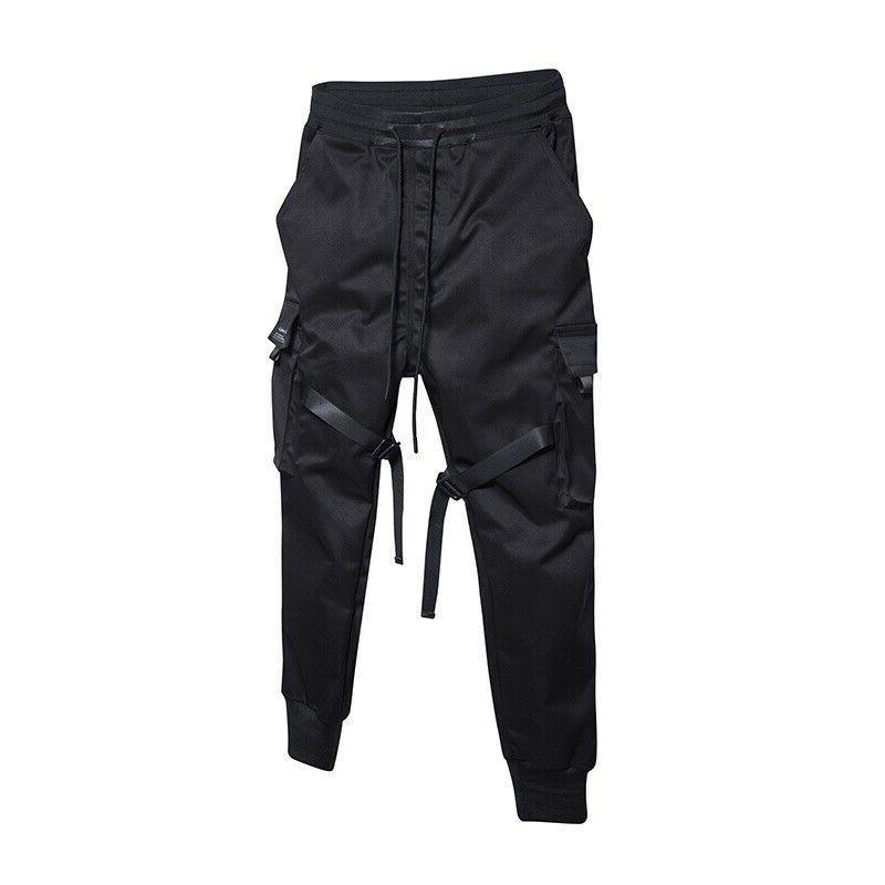 Mens Fashion Sweatpants Sportswear Pockets