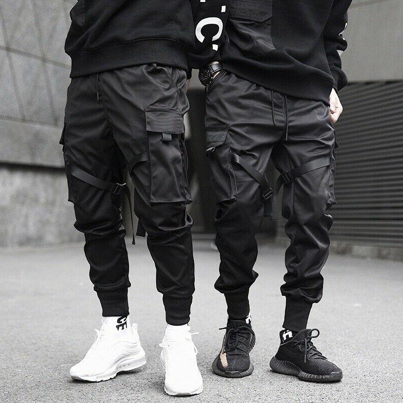 mens fashion joggers sport sweatpants gym running