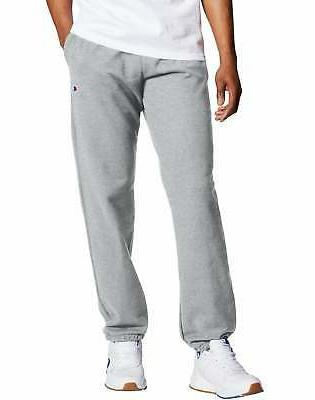 Champion Mens Fleece Sweatpants Powerblend Sweats Relaxed Bo