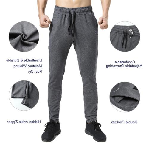 BROKIG Gym Joggers Sweatpants, Slim Running