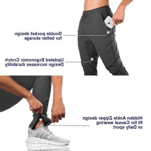 BROKIG Sweatpants, Fit Running