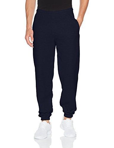 mens premium 70 30 elasticated jog pants
