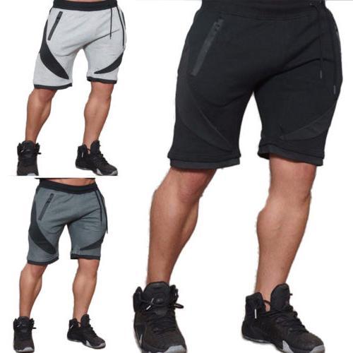 Men's Joggers Training Running Sport Gym Shorts
