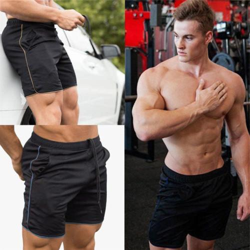 Men's Joggers Running Shorts Sweatpants