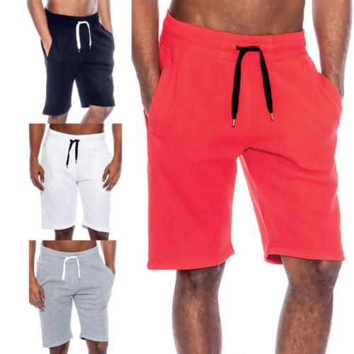 Men's Joggers Training Running Shorts Sweatpants