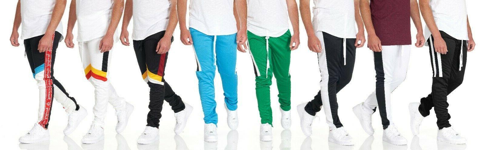 Mens Track Sweatpants Sports Lounge Fashion S-6X