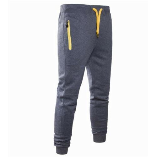 Trousers Tracksuit Gym Fitness Workout Joggers Sweatpants