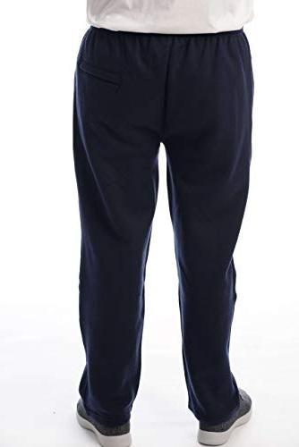 At Sweatpants for Men Navy
