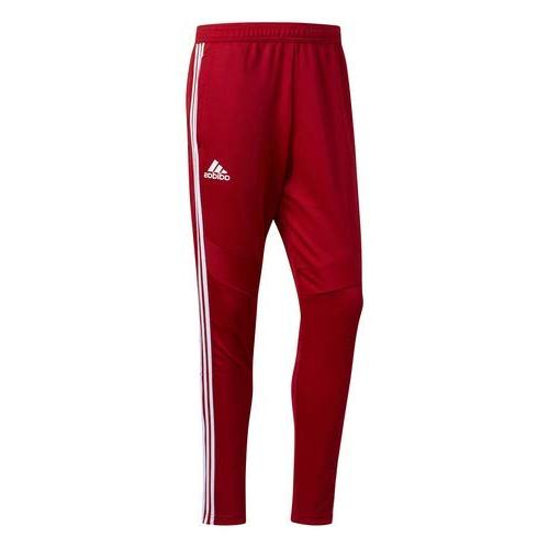 adidas Training Pants, Power Red/White,
