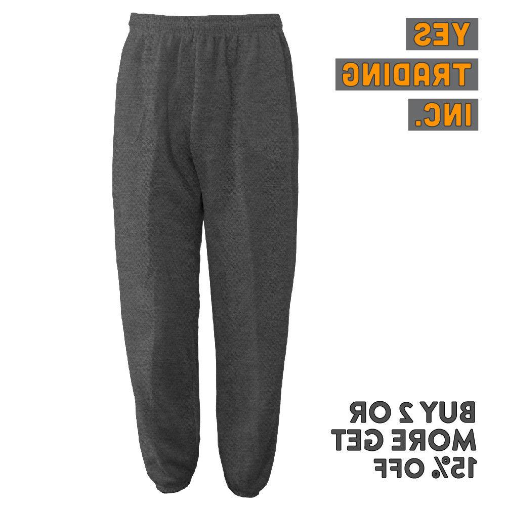 MENS PLAIN JOGGERS PANTS YOGA