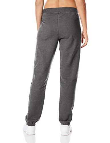 Hanes Rise Cinch Fleece Sweatpant, Slate Heather,