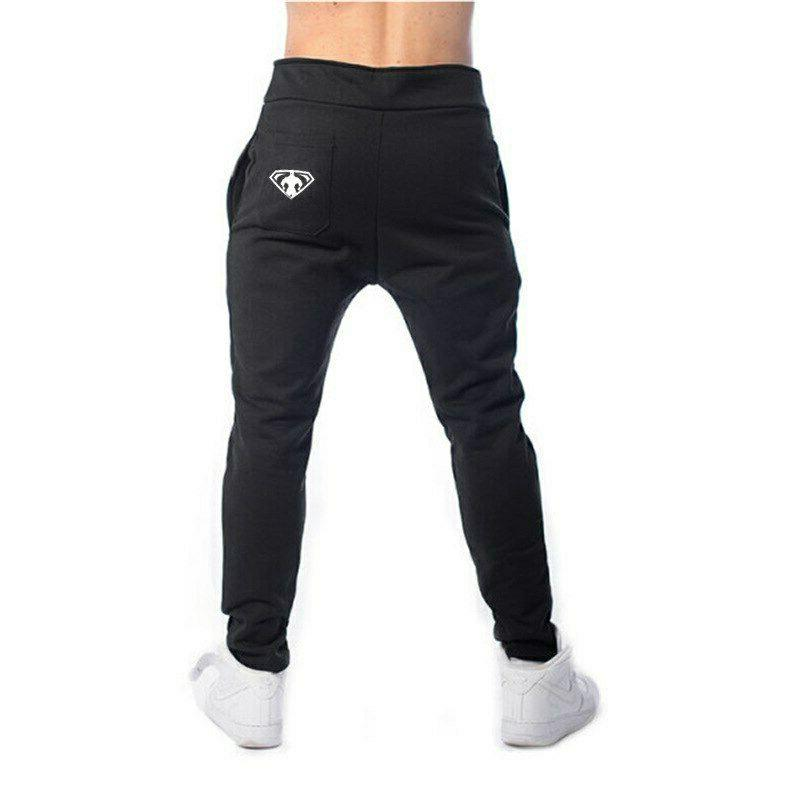 Monsta Fitness Joggers Gym Workout Sweatpants