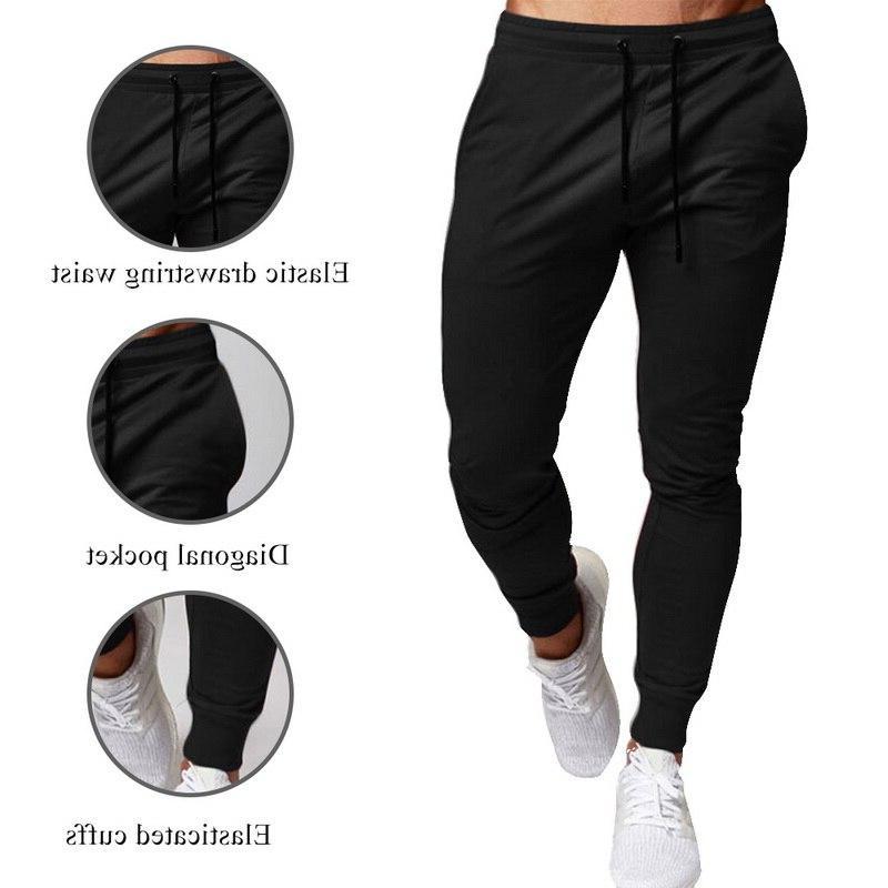 New <font><b>Men's</b></font> Trousers Clothing Quality Bodybuilding Pants