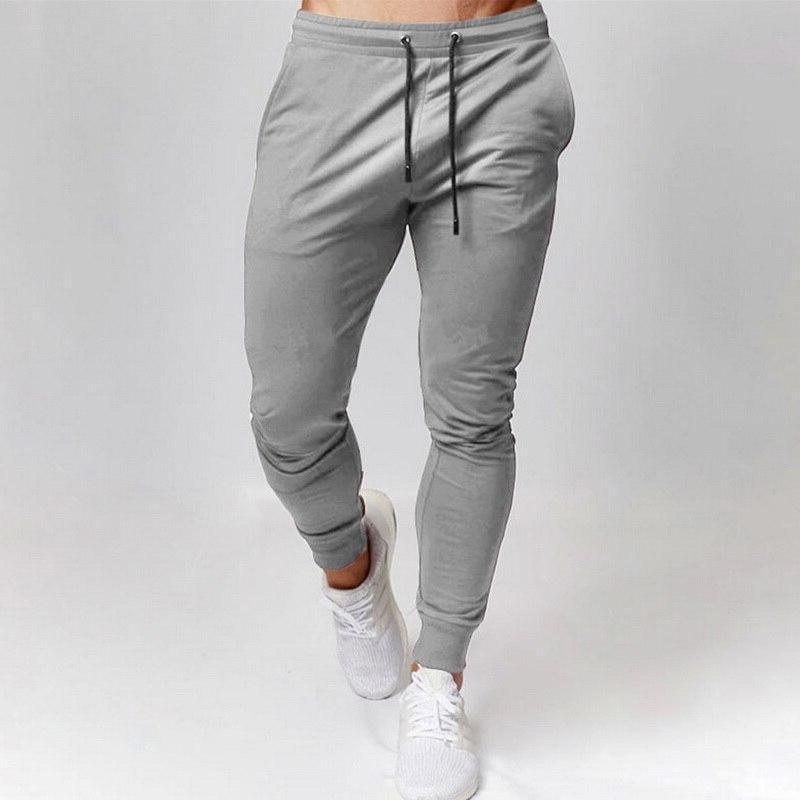 New Autumn Joggers <font><b>Men</b></font> Gyms <font><b>Men's</b></font> Clothing Bodybuilding