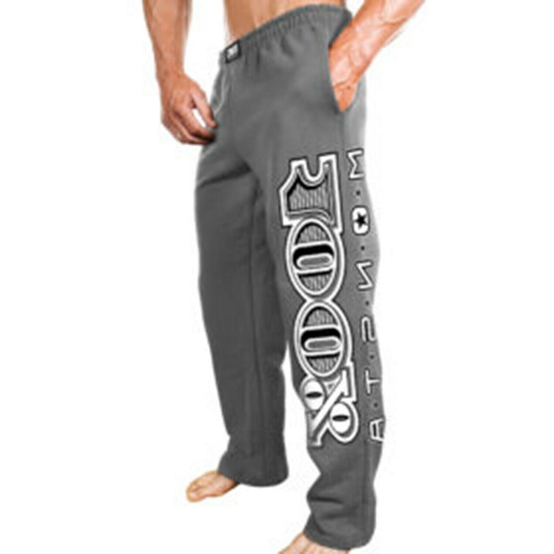 New Men's Clothing Gym Sweatpants 100% Monsta