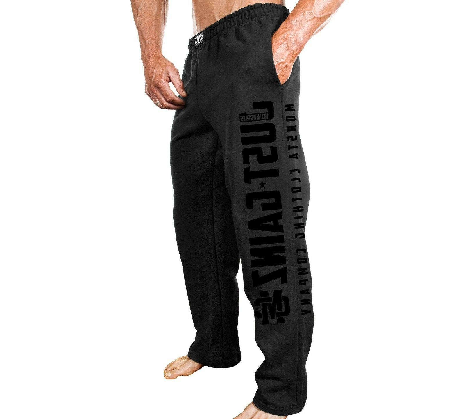 New Clothing Fitness Sweatpants Just Gainz