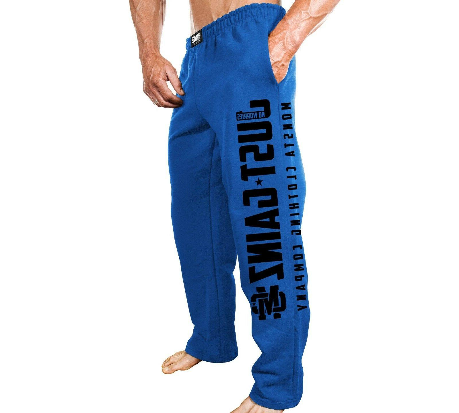 New Monsta Fitness Sweatpants Just