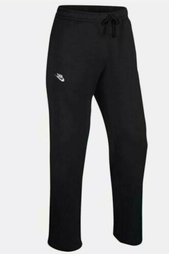 NEW Men's Size 3XL-TALL NIKE Sweatpants Black Athletic Pants