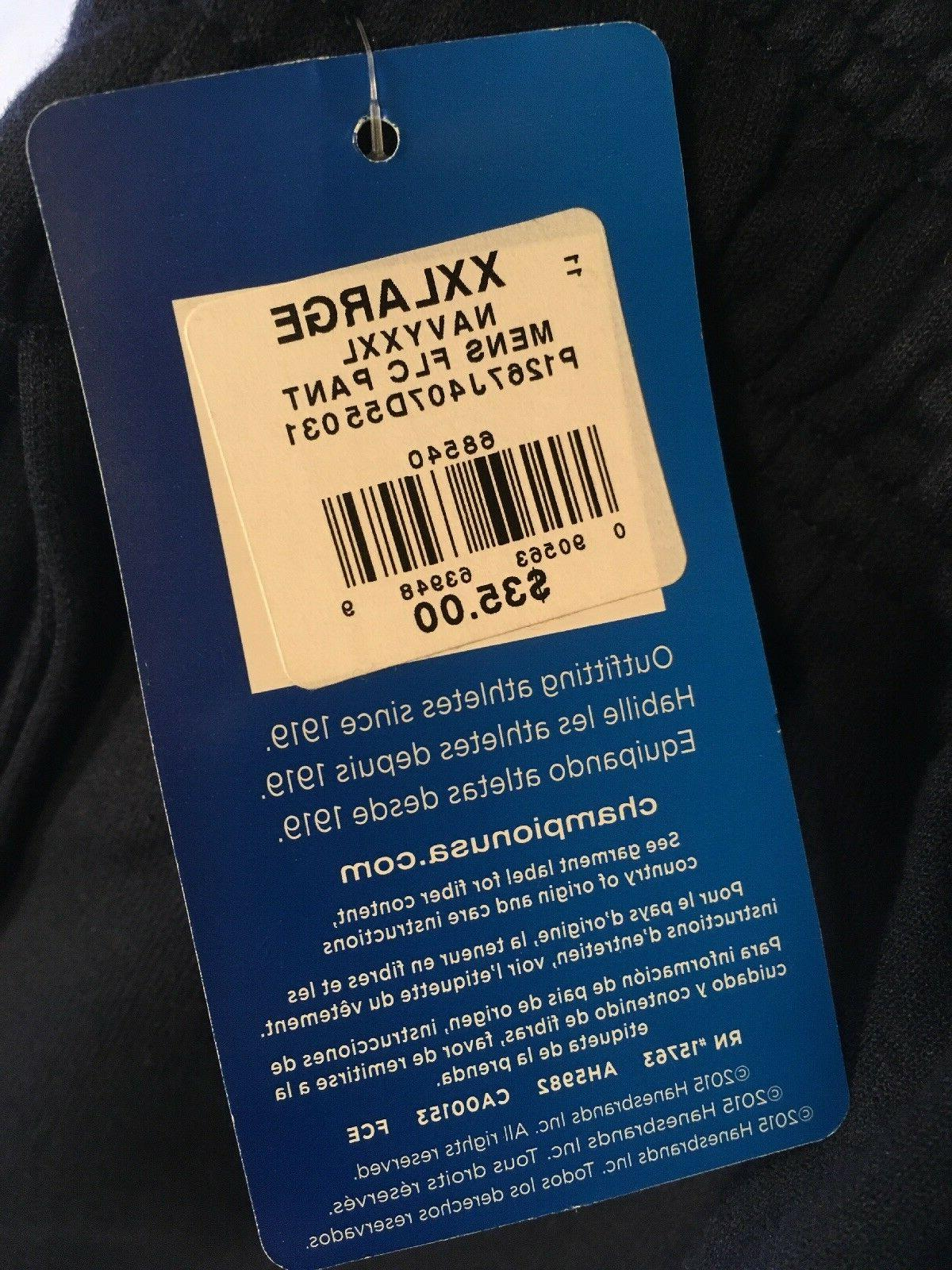 Blue Sweatpants XXL