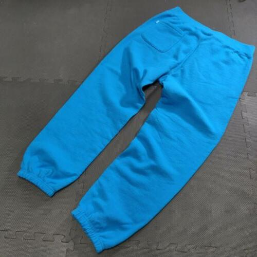 NEW Sweatpants Joggers MEDIUM White cotton