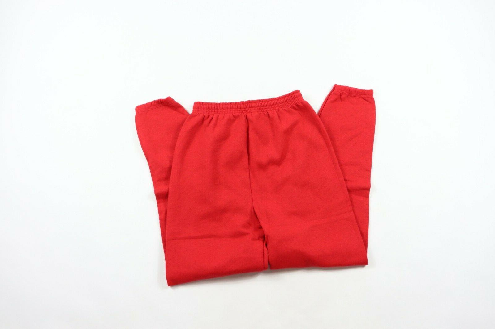 New of the Loom Small Blank Joggers Sweatpants