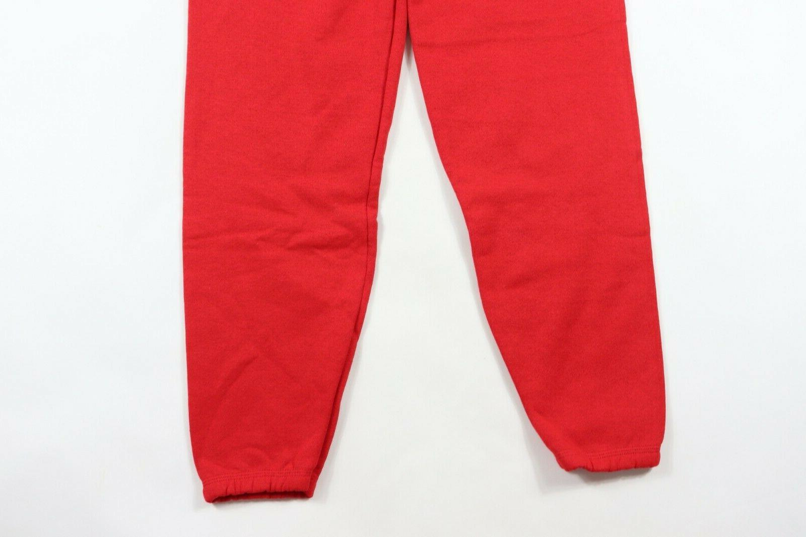 New of the Sweatpants Red