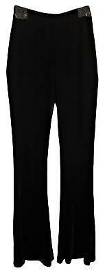 NEW Lazerade Veda Wide Leg Velvet Sweatpants Womens Size S