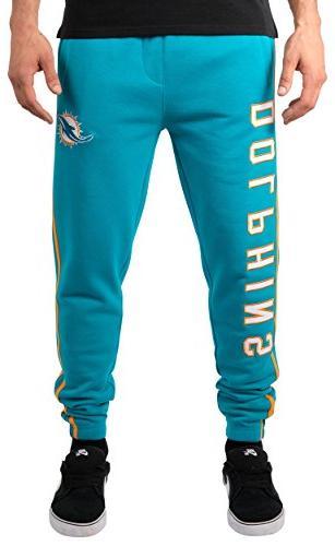 nfl miami dolphins jogger pants