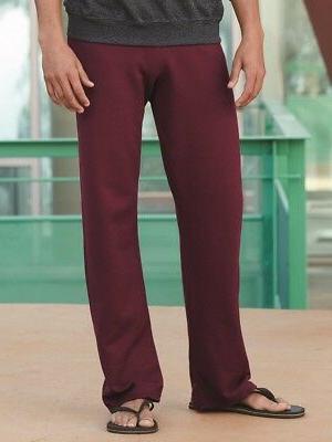 nublend open bottom sweatpants with pockets 974mpr