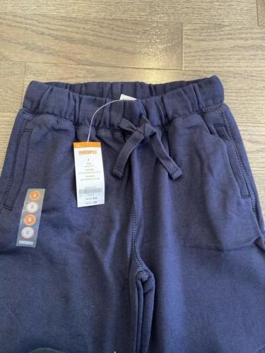 NWT BOYS Navy Blue / Drawstring SweatPants NEW!