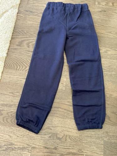 NWT GYMBOREE BOYS Navy Blue Drawstring Size 8 SweatPants NEW!