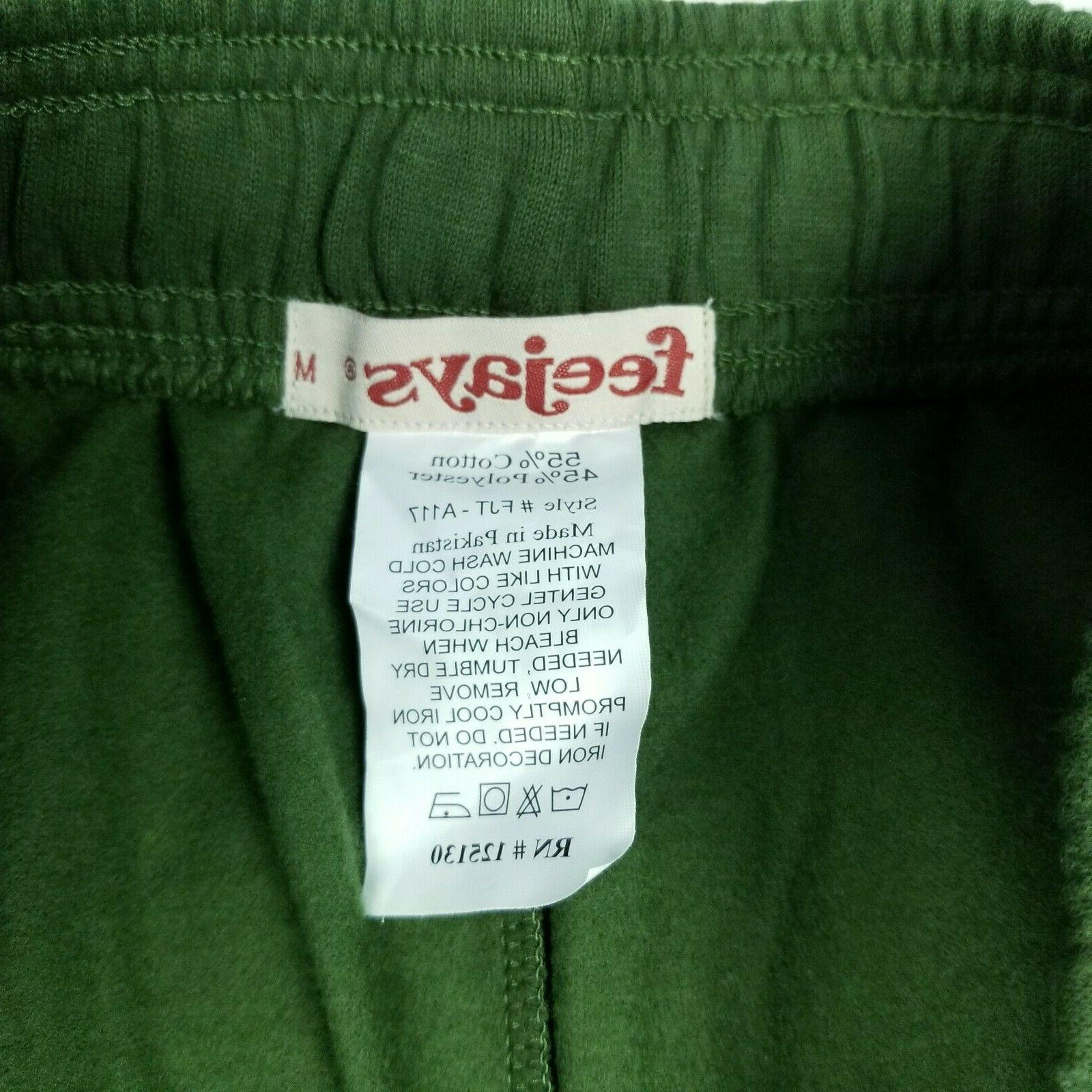 Feejays Sweatpants Adult Green
