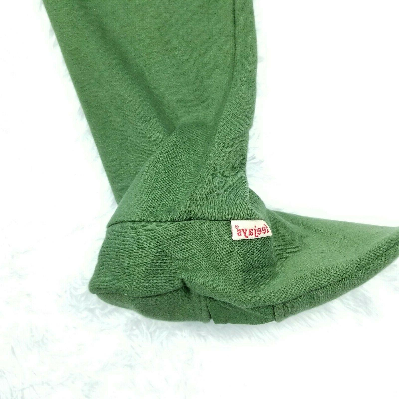 Feejays Sweatpants Adult Medium M Green