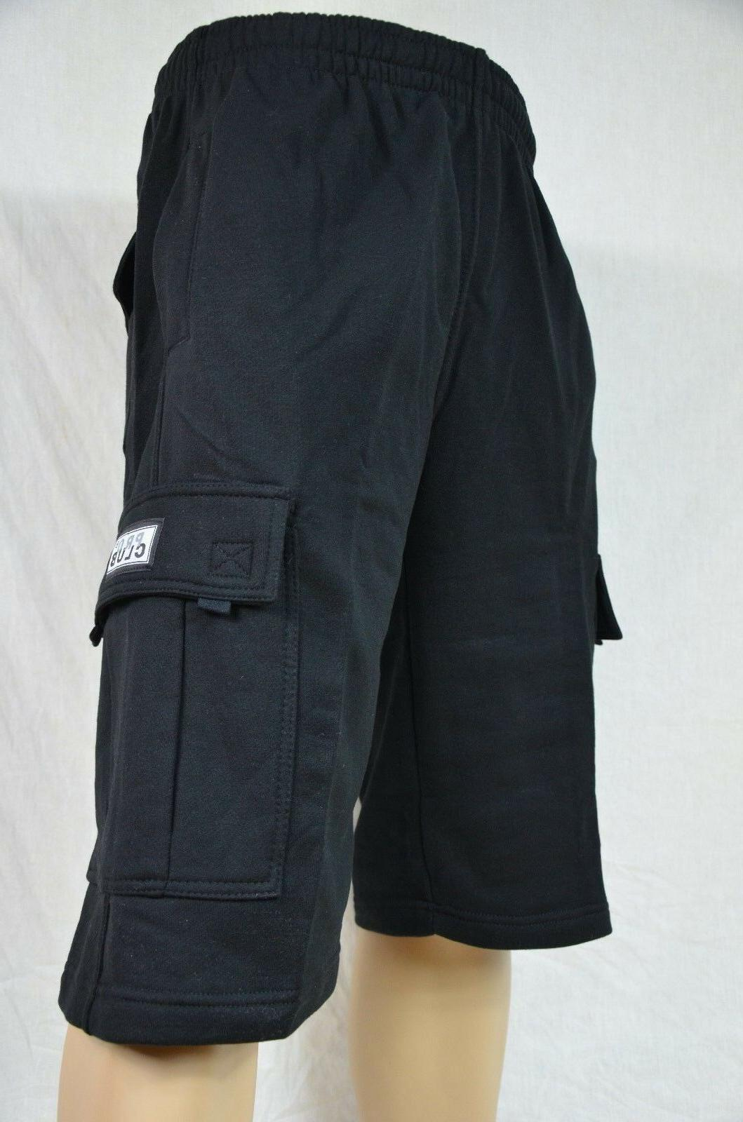 NWT Weight Cargo Shorts Mens Sweatpants
