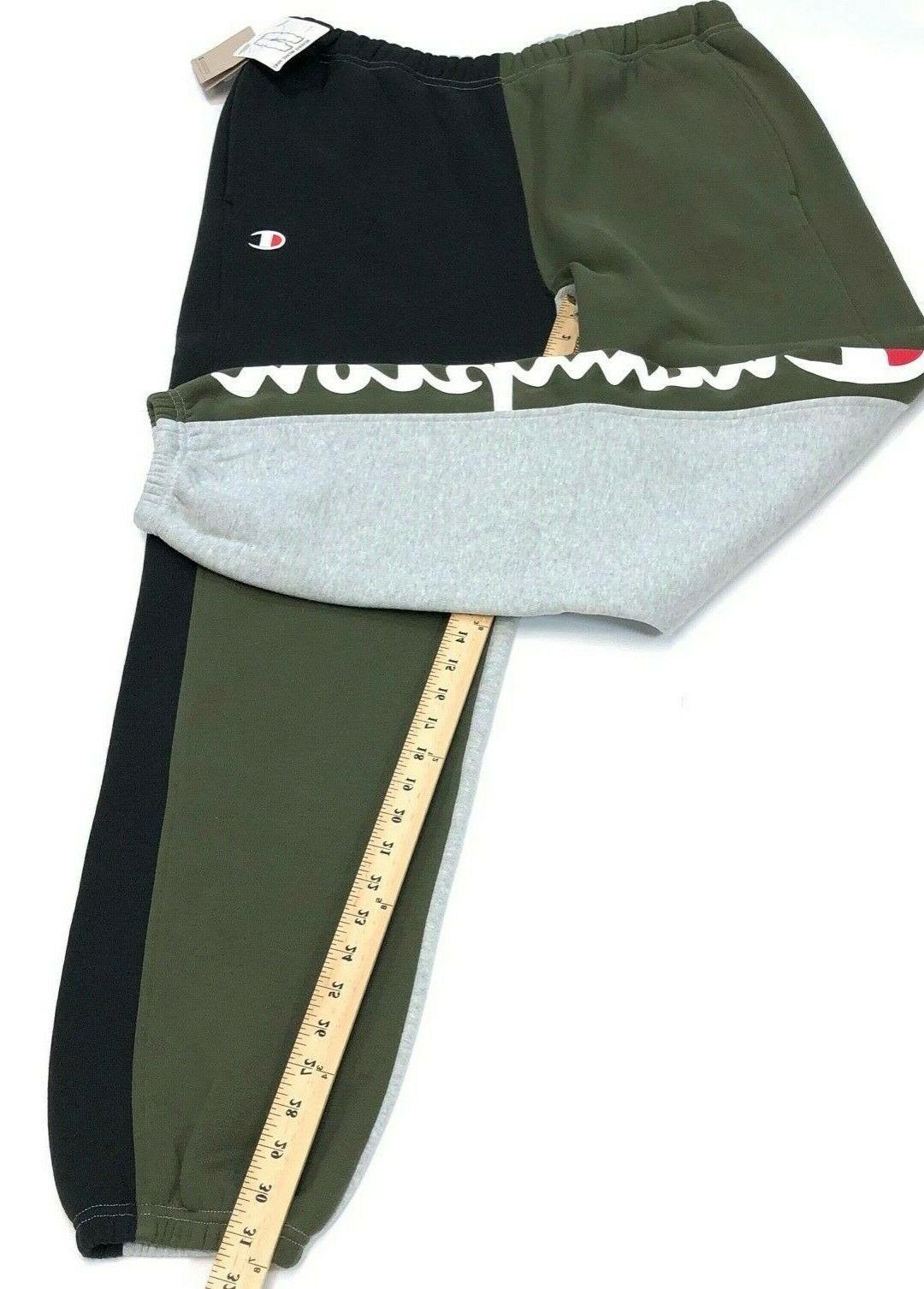 NWT Weave Color Sweatpants Mens