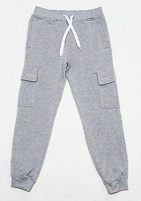 Southpole Jogger Pants Men/'s Fleece Side Taped Sweatpants Grey Big /& Tall P560