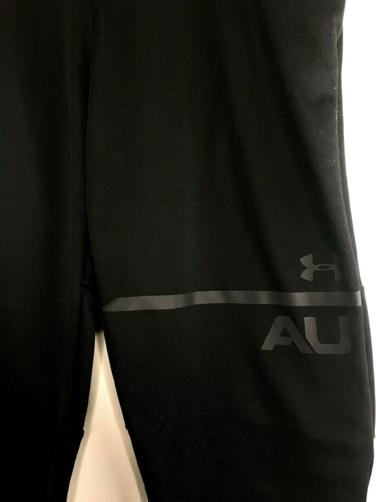 NWT Mens Sweatpants Gear Black Size 2XL