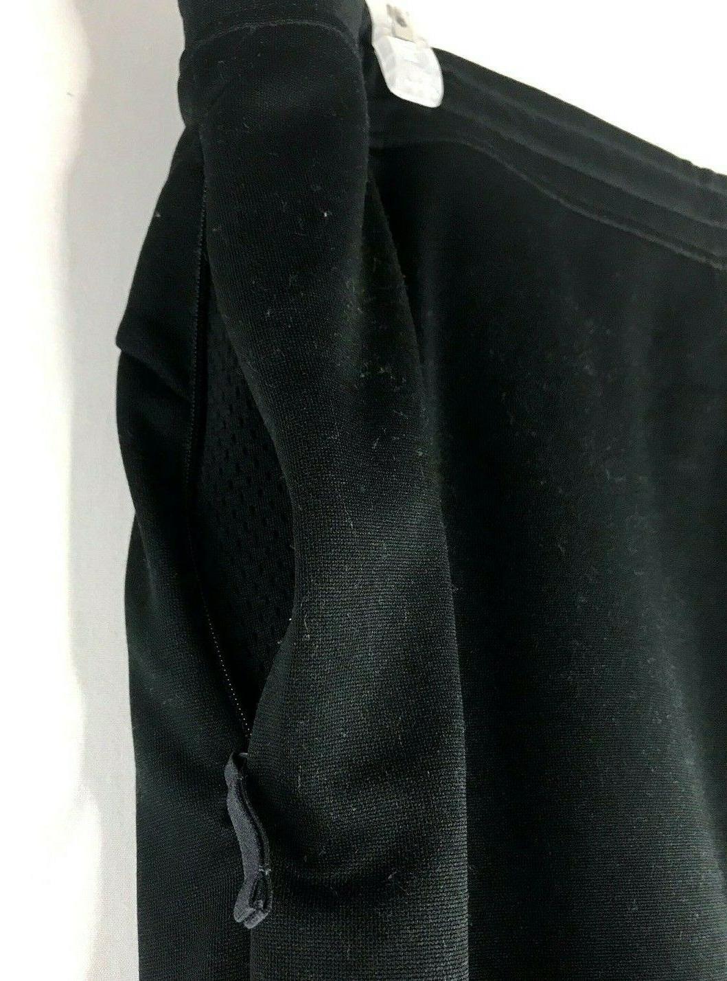NWT Mens Under Armour Sweatpants Joggers Gear Black Size