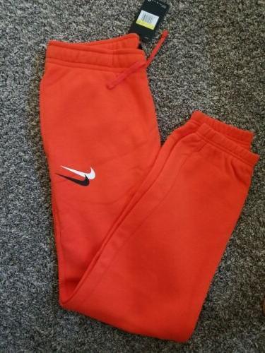 NWT Nike Brights Club Cuff Size S 891 Fleece
