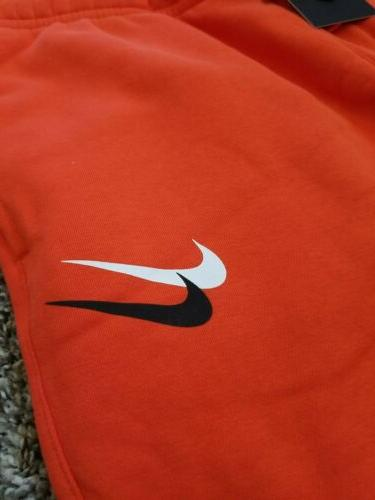 NWT Nike NSW Brights Cuff Size Fleece
