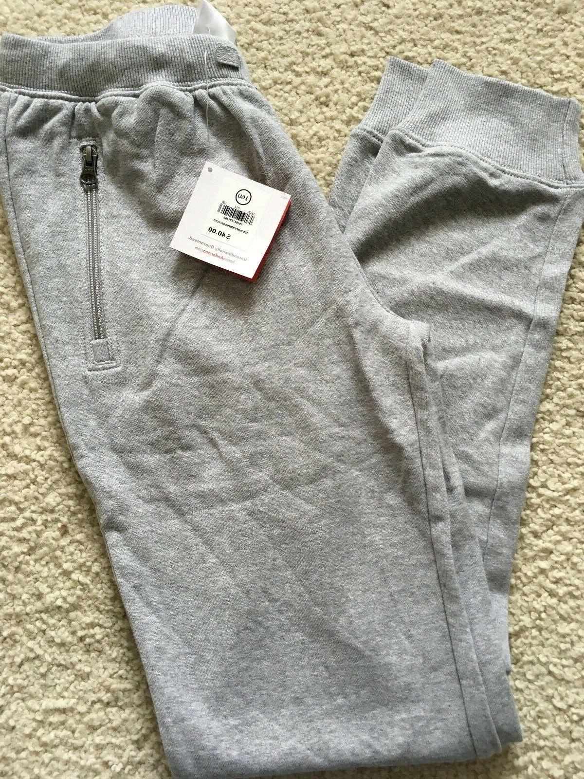 NWT HANNA ANDERSSON SWEATPANTS IN 160