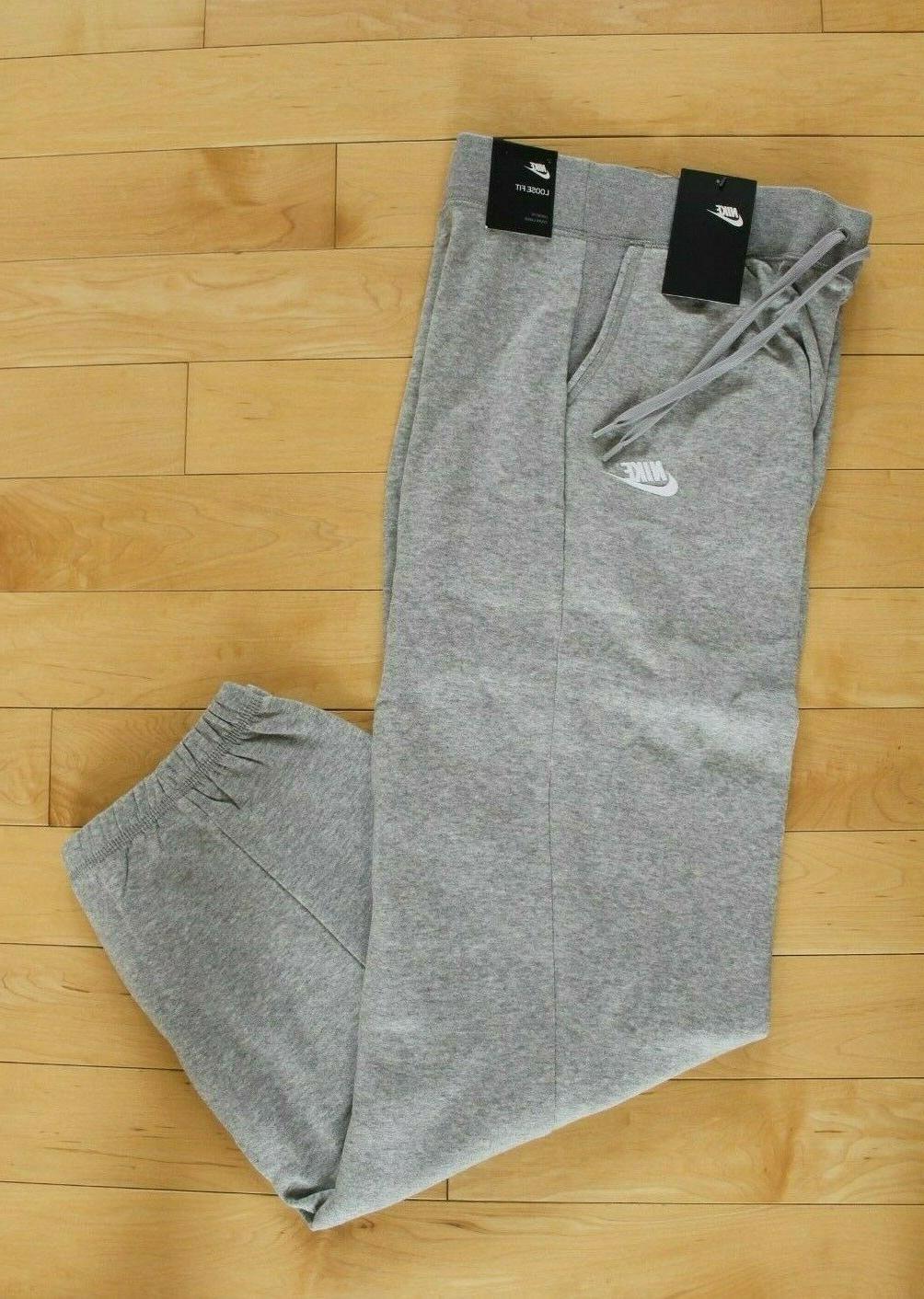 NWT NIKE Sportswear Fit Jogger Sweatpants M