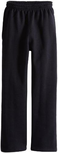 Soffe Big Boys' Open Bottom Heavy Weight Pocket Sweatpant, B