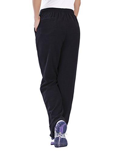 Nonwe Women's Fleece Hiking Pants Black S