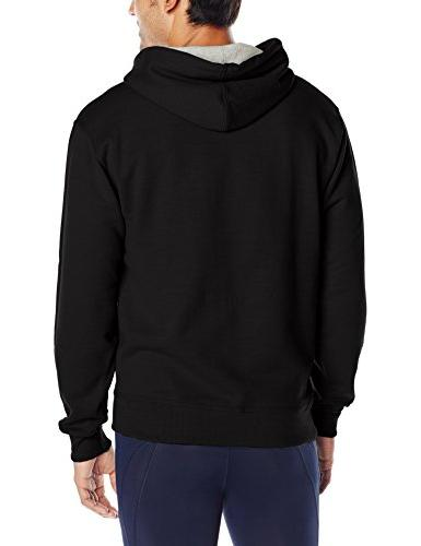 Champion Men's Pullover Hoodie Black