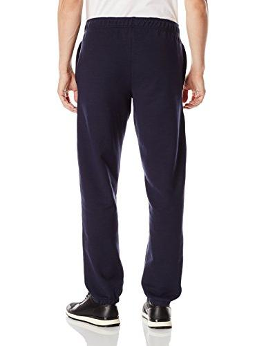 Champion Men's Powerblend Sweats Relaxed Pants M
