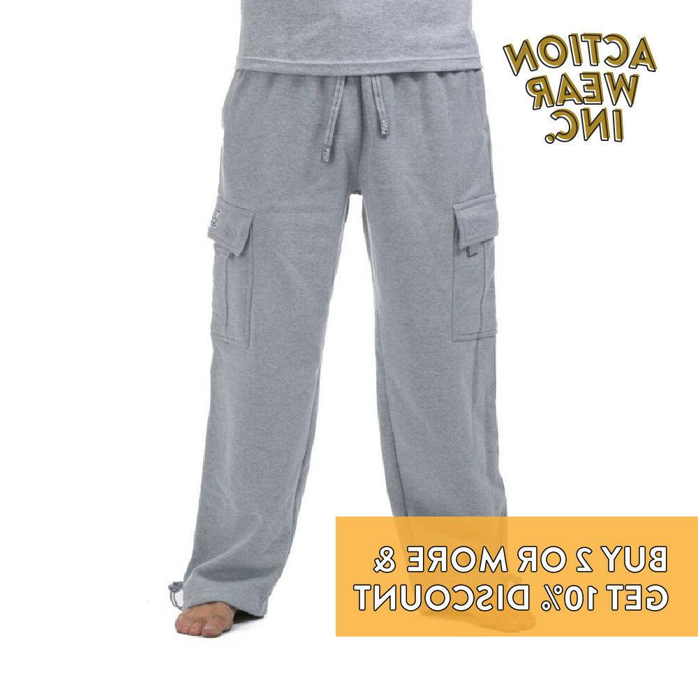 PROCLUB CLUB PLAIN POCKET SWEATPANTS PANTS